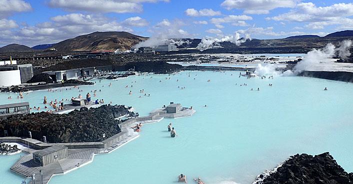 reykjavik den blå lagune
